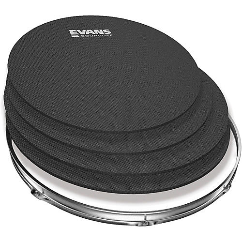 Evans SoundOff by Evans Drum Mute Pak-thumbnail
