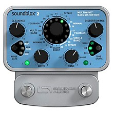 Source Audio Soundblox 2 Multi Wave Bass Distortion Level 1