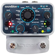 Source Audio Soundblox 2 OFD microModeler Bass Effects Pedal