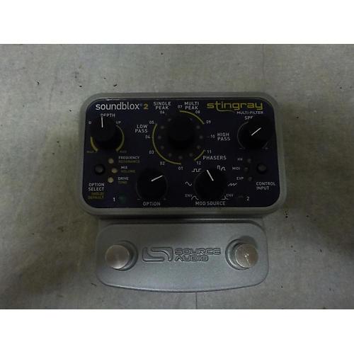 Source Audio Soundblox 2 Stingray Effect Pedal-thumbnail
