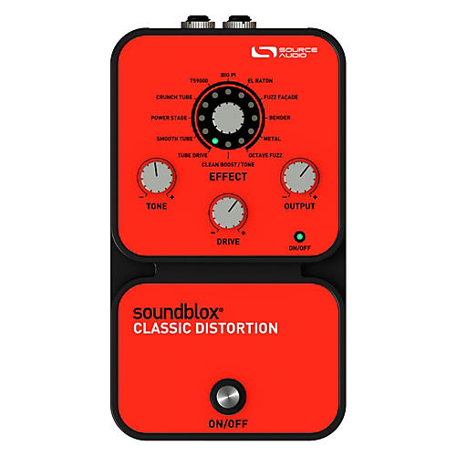 Source Audio Soundblox Classic Distortion