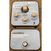 Source Audio Soundblox Multiwave Bass Distortion Effect Pedal