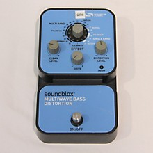 Source Audio Soundblox Multiwave Bass Distortion Effect Processor