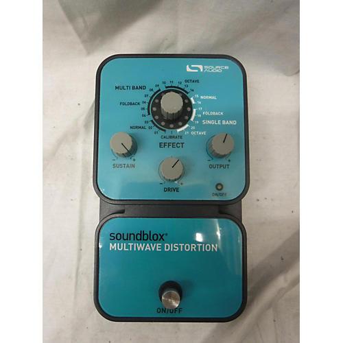 Source Audio Soundblox Multiwave Distortion Effect Pedal