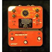Source Audio Soundblox Poly Mod Filter Effect Pedal