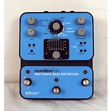 Source Audio Soundblox Pro Multiwave Bass Distortion Effect Processor