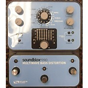 Source Audio Soundblox Pro Sa141 Bass Effect Pedal