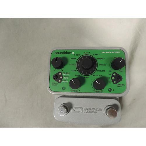 Source Audio Soundblox2 Dimension Reverb Effect Pedal