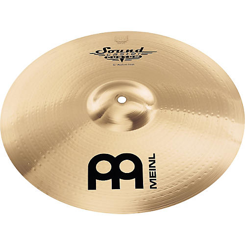 Meinl Soundcaster Custom Medium Crash Cymbal-thumbnail