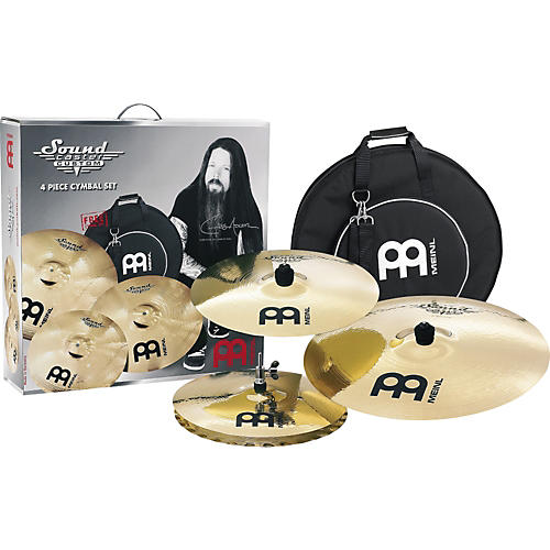 Meinl Soundcaster Custom Medium Cymbal Set-thumbnail