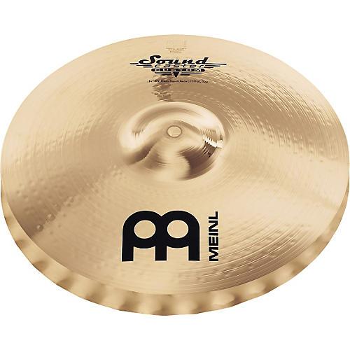 Meinl Soundcaster Custom Medium Soundwave Hi-Hat Cymbals 14 in.