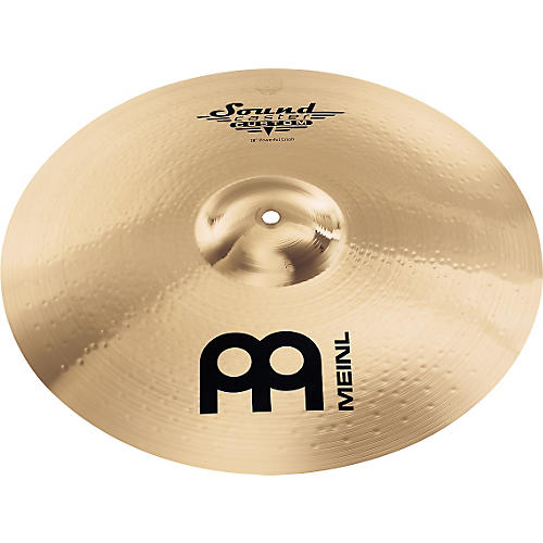 Meinl Soundcaster Custom Powerful Crash Cymbal