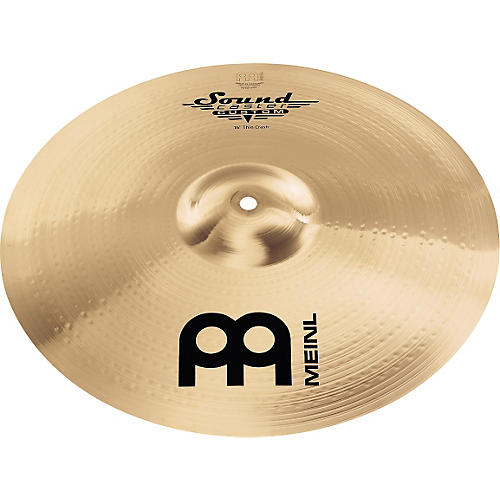 Meinl Soundcaster Custom Thin Crash Cymbal 16 in.-thumbnail
