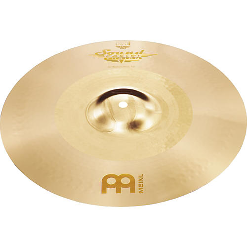 Meinl Soundcaster Fusion Medium Hi-hat Cymbals 14 in.-thumbnail