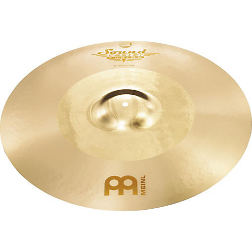 Meinl Soundcaster Fusion Medium Ride Cymbal 20 in.