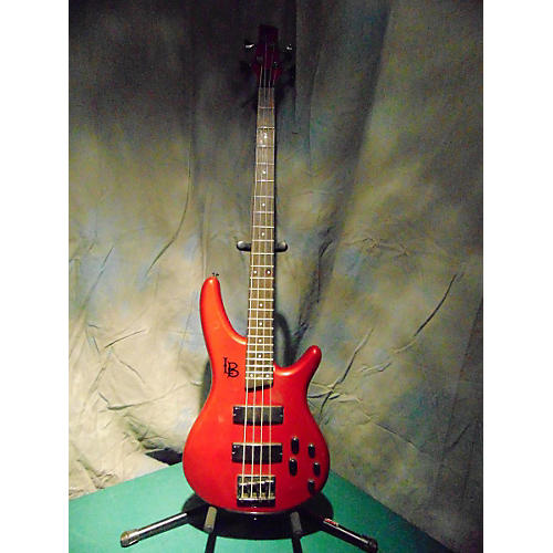 Ibanez Soundgear Red Electric Bass Guitar