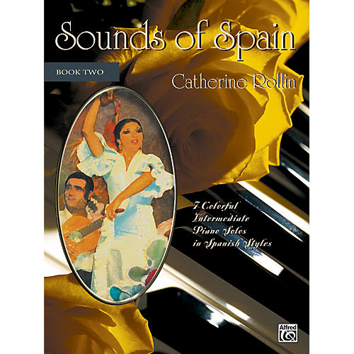 Alfred Sounds of Spain Book 2