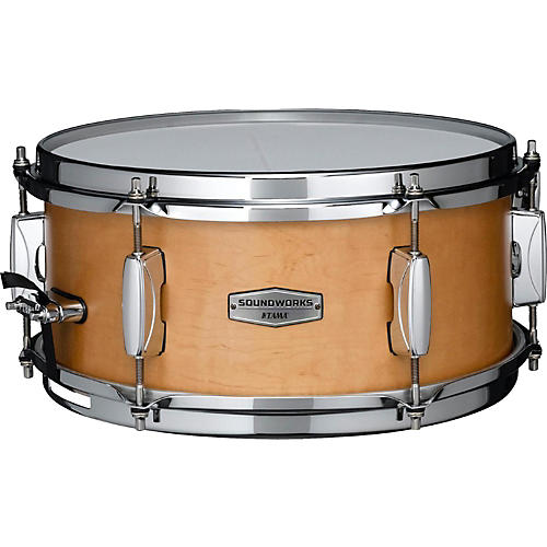 Tama Soundworks Maple Snare Drum-thumbnail