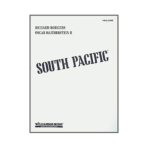 Hal Leonard South Pacific Vocal Scorebook-thumbnail