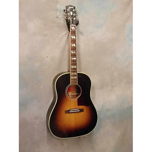 used gibson southern jumbo acoustic electric guitar guitar center. Black Bedroom Furniture Sets. Home Design Ideas
