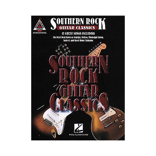Hal Leonard Southern Rock Classics Guitar Tab Songbook