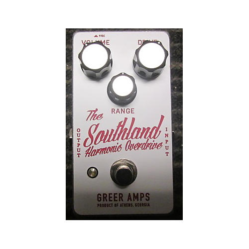 Greer Amplification Southland Effect Pedal-thumbnail