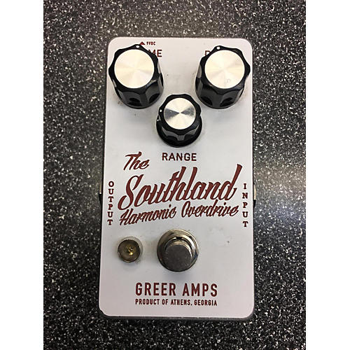 Greer Amplification Southland Harmonic Overdrive Effect Pedal-thumbnail