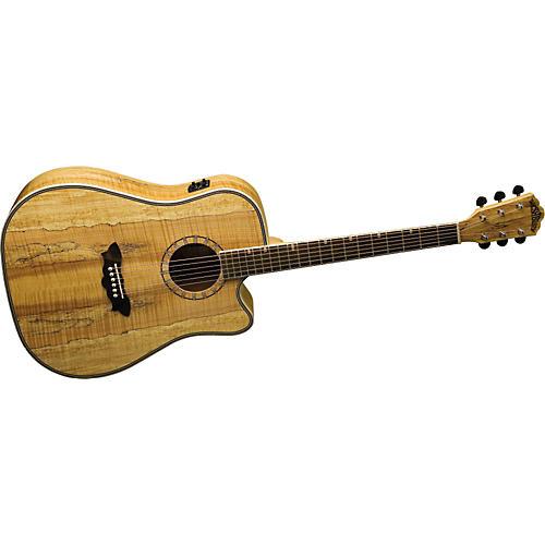 Washburn Southwest Series D46CESPK Cutaway Dreadnought Acoustic-Electric Guitar