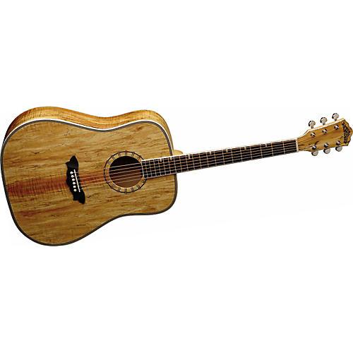 Washburn Southwest Series D46SPK Dreadnought Acoustic Guitar-thumbnail