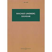 Boosey and Hawkes Souvenir (Large Ensemble Study Score) Boosey & Hawkes Scores/Books Series Composed by Magnus Lindberg