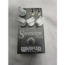 Wampler Sovereign Distortion Effect Pedal