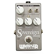 Wampler Sovereign Distortion Guitar Effects Pedal