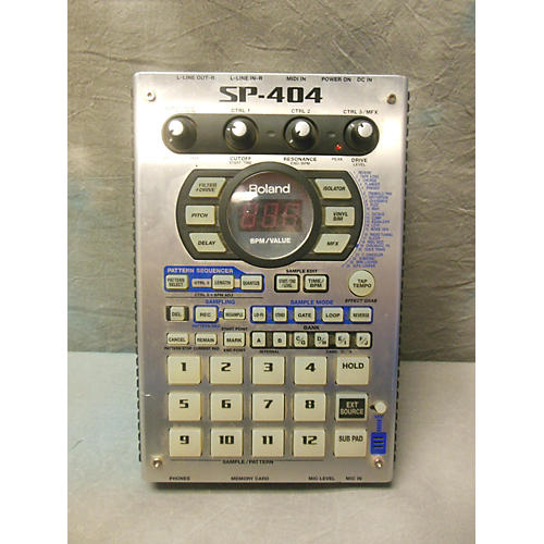 Roland Sp-404 Drum MIDI Controller
