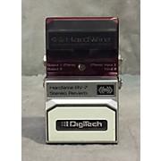 DigiTech Sp-7 Effect Pedal