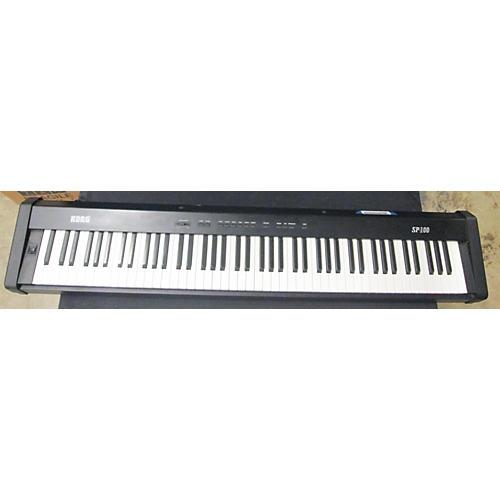 Korg Sp100 Keyboard Workstation-thumbnail