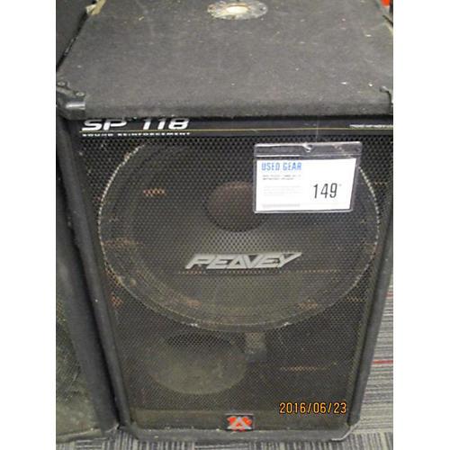 Peavey Sp118 Unpowered Speaker
