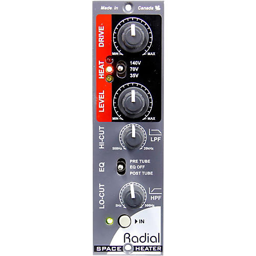 Radial Engineering Space Heater 500™ Series Tube Drive-thumbnail