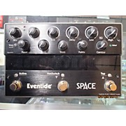 Eventide Space Reverb Effect Pedal