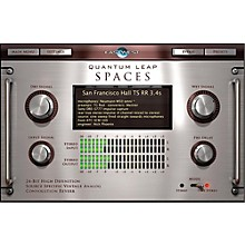EastWest Spaces Convolution Reverb