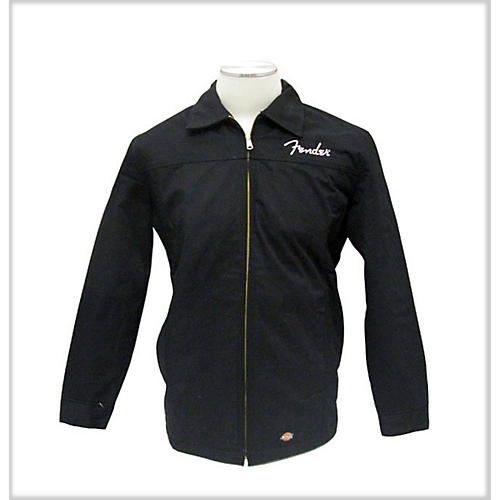 Fender Spaghetti Logo Zip-up Jacket-thumbnail