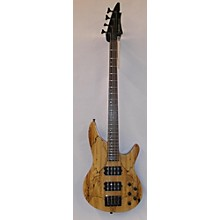 Laguna Spalted Maple Electric Bass Guitar