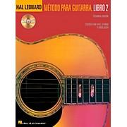 Hal Leonard Spanish Book 2 Book/CD Second Edition Hal Leonard Guitar Method