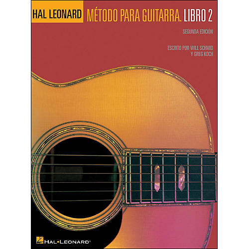 Hal Leonard Spanish Book 2 Second Edition Hal Leonard Guitar Method-thumbnail
