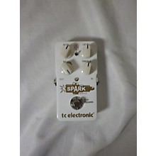 TC Electronic Spark Booster Effect Pedal