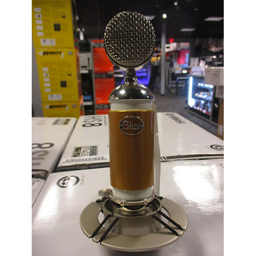 BLUE Spark Limited Edition Gold Condenser Microphone-thumbnail