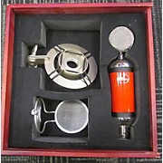 Blue Spark Limited Edition Red Condenser Microphone