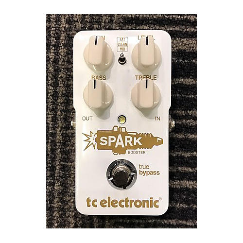 TC Electronic Spark Mini Boost Effect Pedal-thumbnail