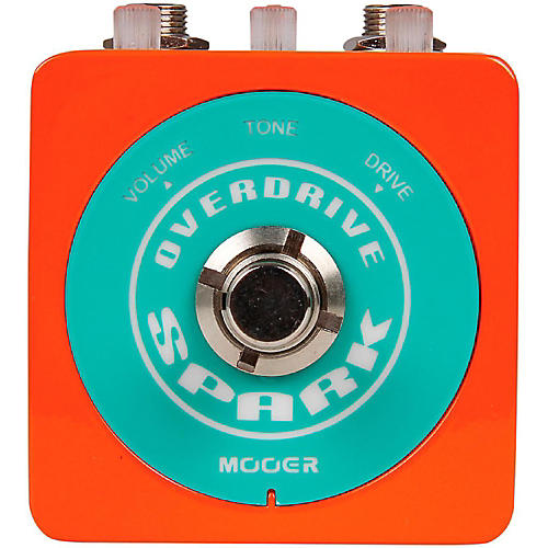 Mooer Spark Overdrive Guitar Effects Pedal-thumbnail