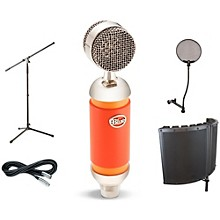 Blue Spark VS1 Stand Pop Filter and Cable Kit