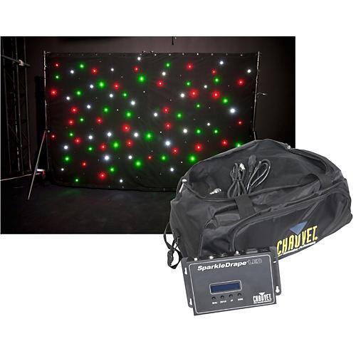 CHAUVET DJ Sparkle Drape LED 10X7 RGBW